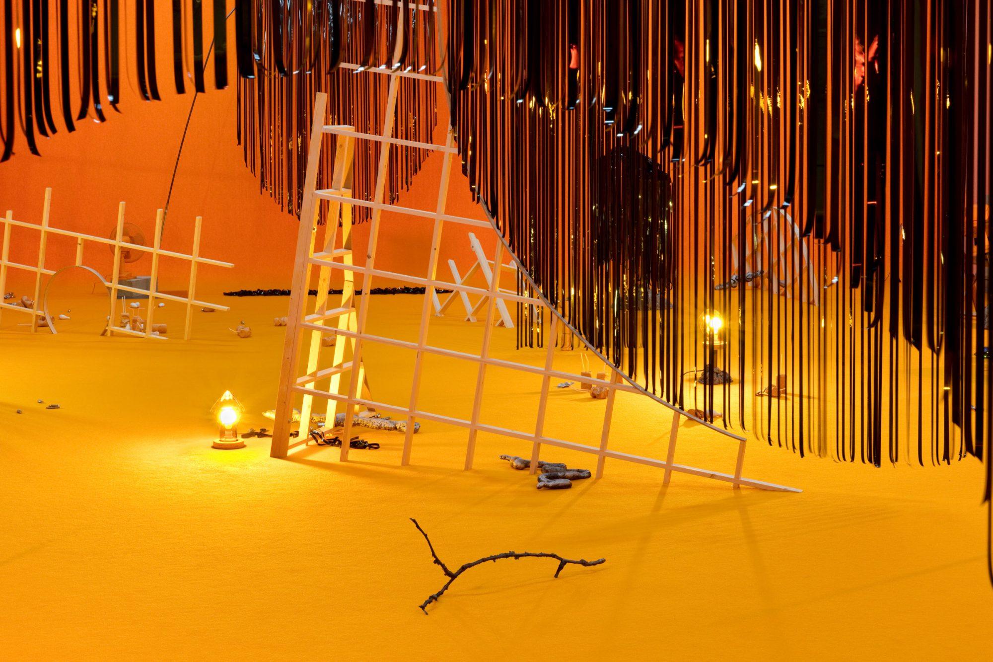Anne Hardy Current(crssssh croooo slaaao zzzhff) Sensory Spaces 13 Museum Boijmans Van Beuningen
