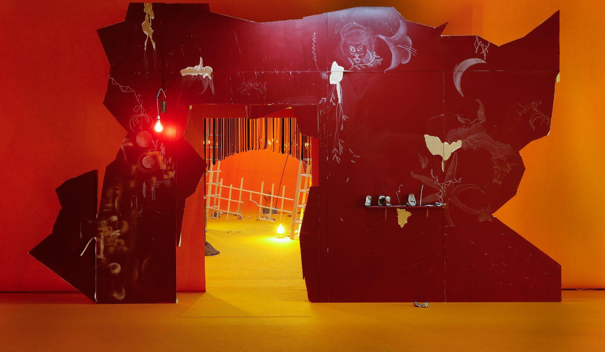 anne hardy museum Boijmans van Beuningen sensory spaces